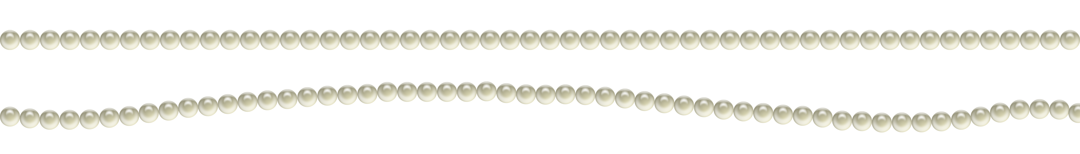 String of pearls png. Pearl