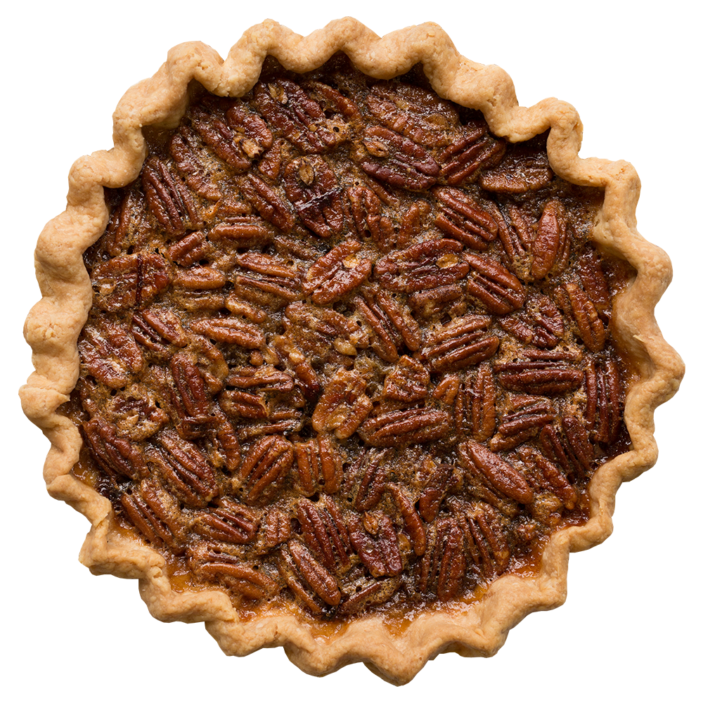 Pecan pie png. The spring pies will