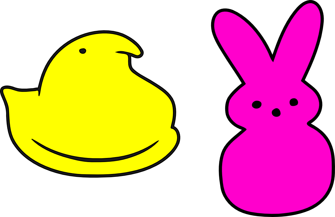 Peeps clipart. Free logo cliparts download