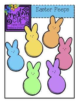 Peeps clipart purple. Free easter spring bunny