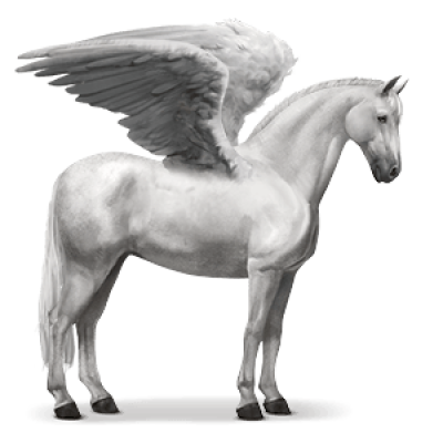Pegasus statue png. Image dlpng download with
