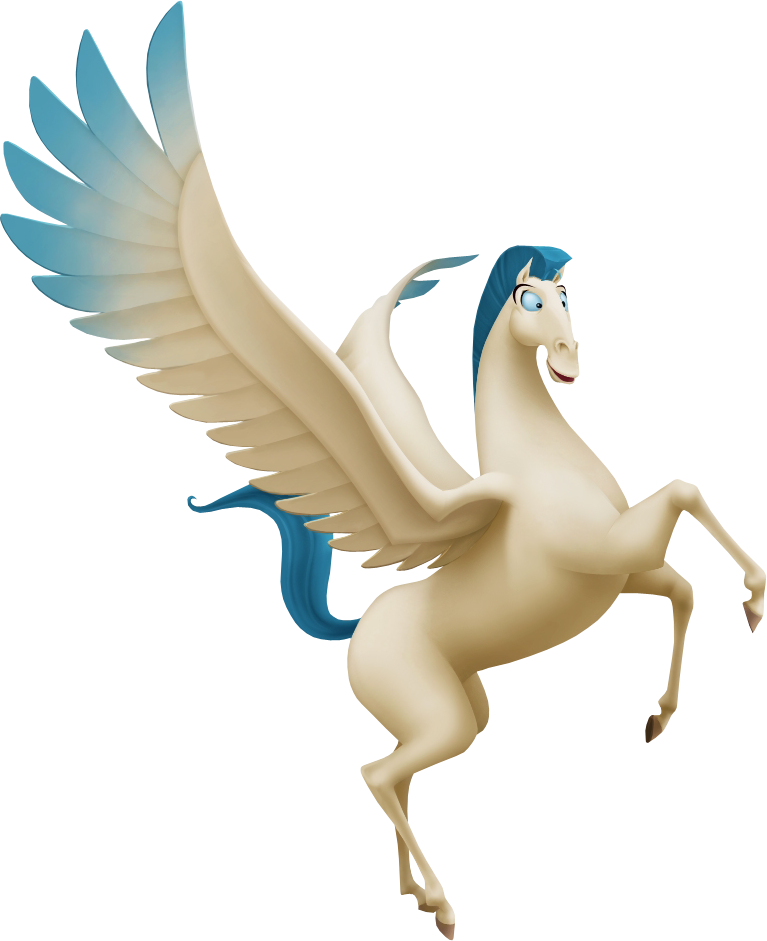 pegasus transparent kingdom hearts