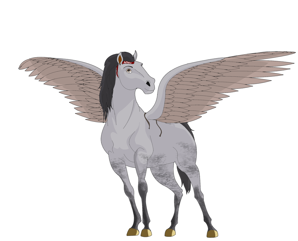 Pegasus transparent lord. Gift by truth lover