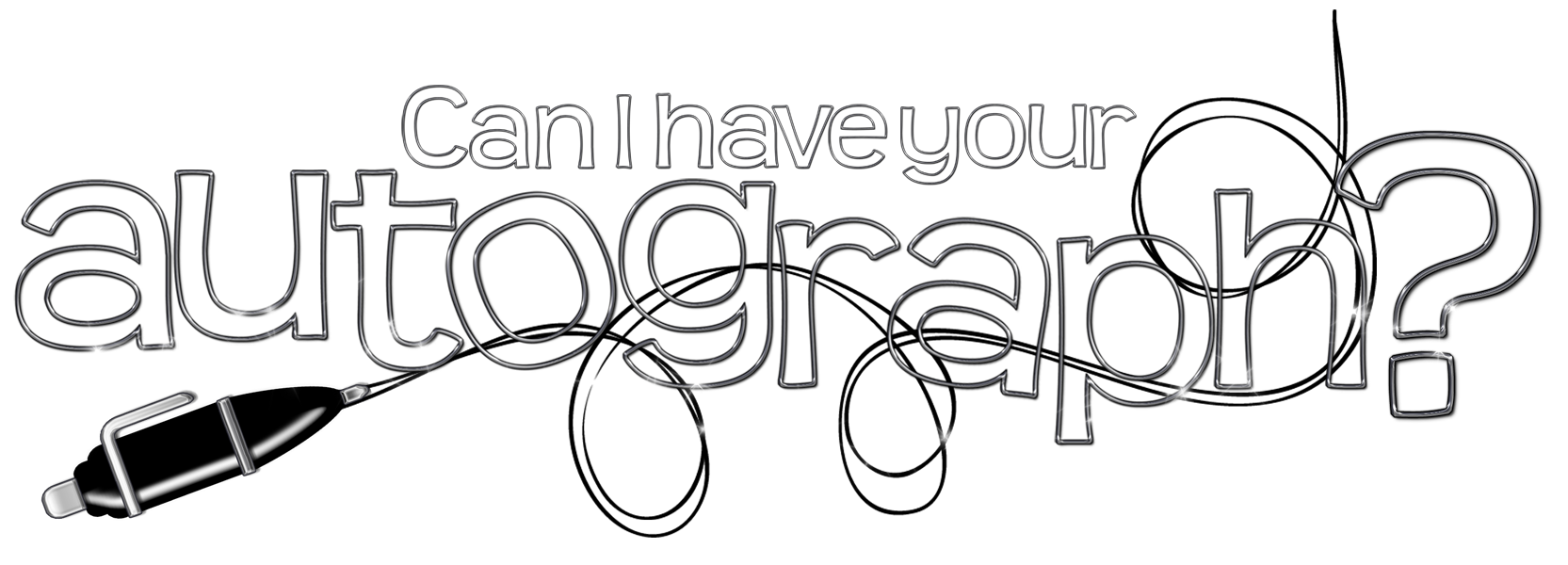 Free autograph cliparts download. Yearbook clipart clip art image stock