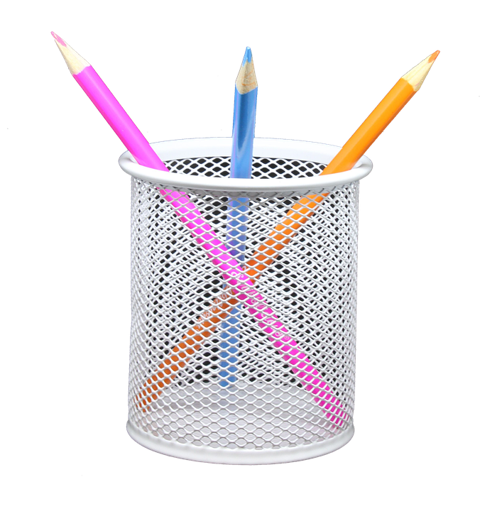 Candlestick drawing pencil. Free photo draw holder
