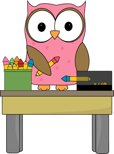Sharpener clipart yellow. Owl pencil monitor clip