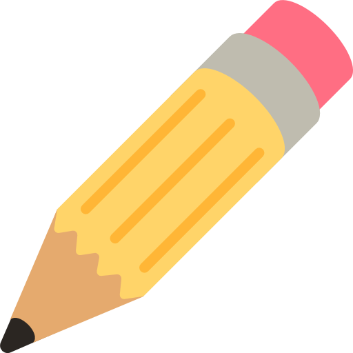 Pencil emoji png. For facebook email sms