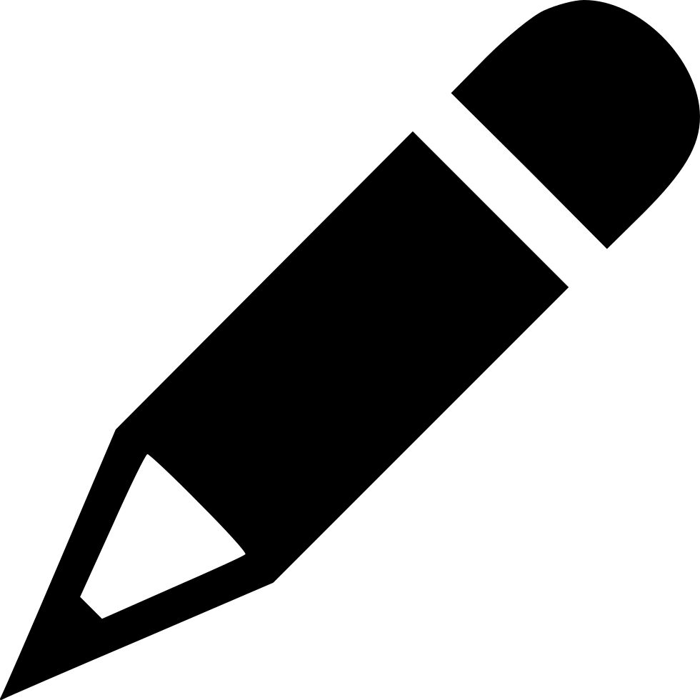 Pencil icon png. Svg free download onlinewebfonts
