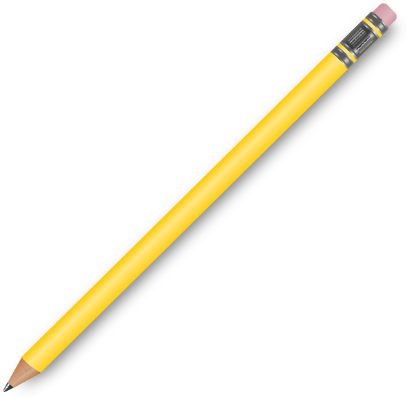 Pencil png transparent. Collection of clipart