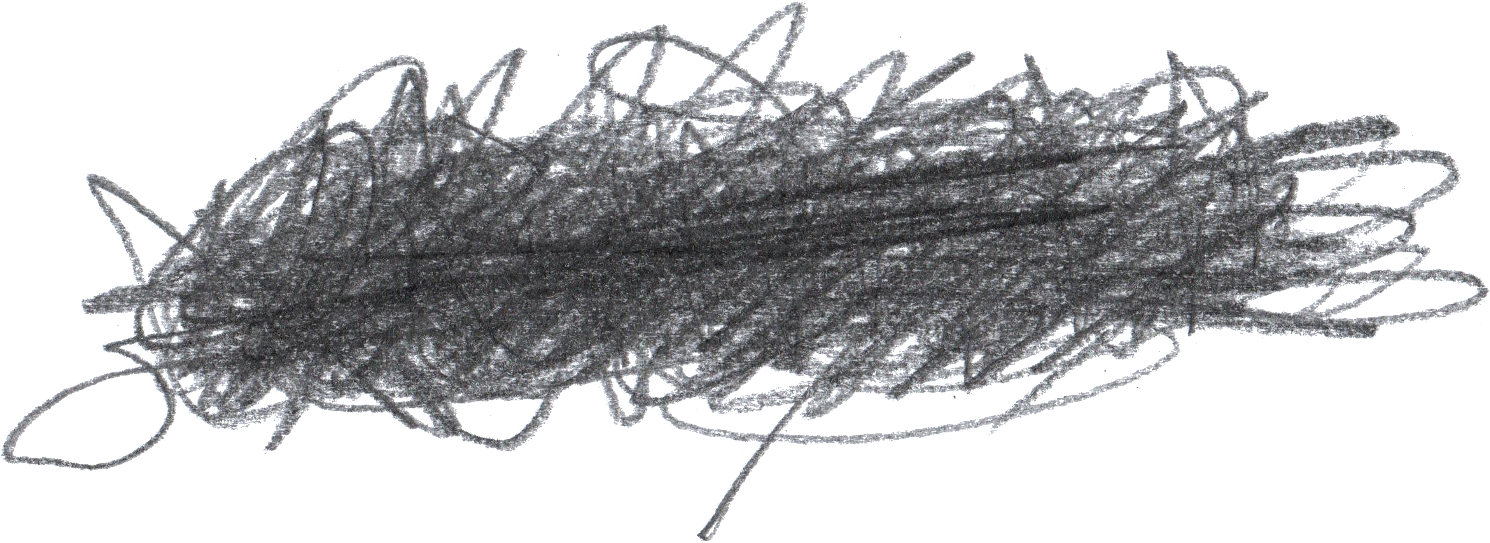 Pencil scribble png. Banner transparent onlygfx