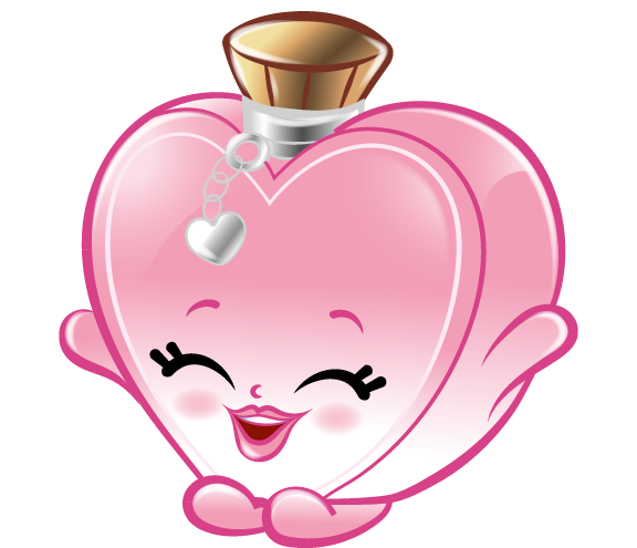 Drawing shopkins perfume. Sally scent art official