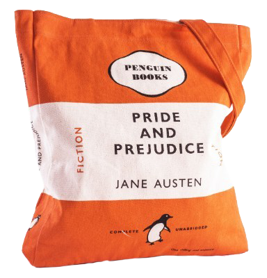 Penguin books png. Gifts pride and prejudice