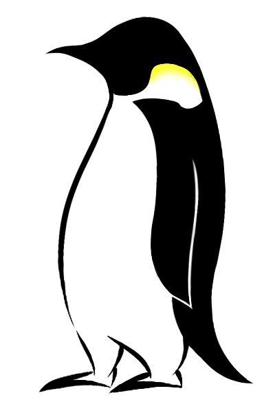 Emperor hanslodge cliparts cartoon. Penguin clip art artistic banner transparent