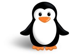Penguin clip art cute. Use these free images