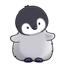 Penguin clip art cute. Charming ideas use these
