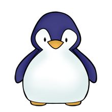 best images on. Penguin clip art easy jpg royalty free stock