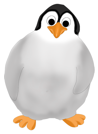 Penguin clip art realistic. All kinds of animal