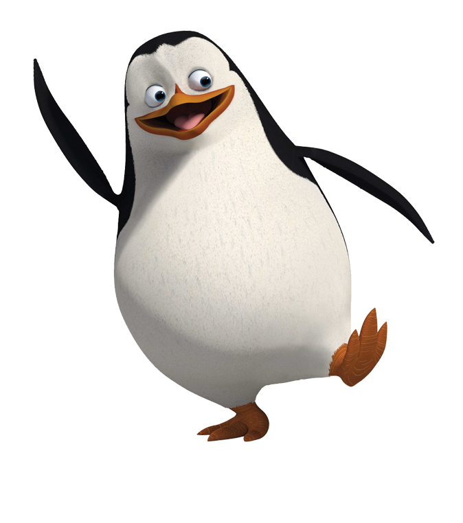 Penguin clip art transparent background. Madagascar penguins png file