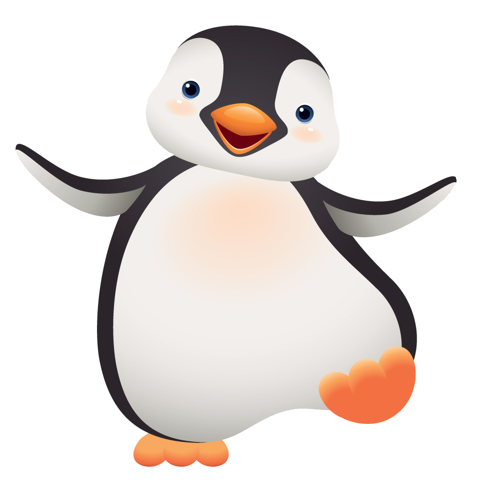 Penguin clipart halloween. Very cute clip art