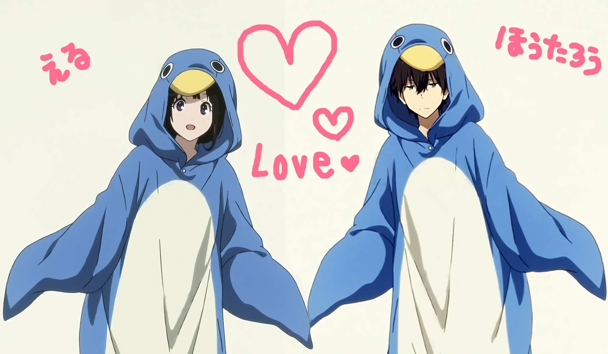 Penguin png anime. Favorite penguins in heres