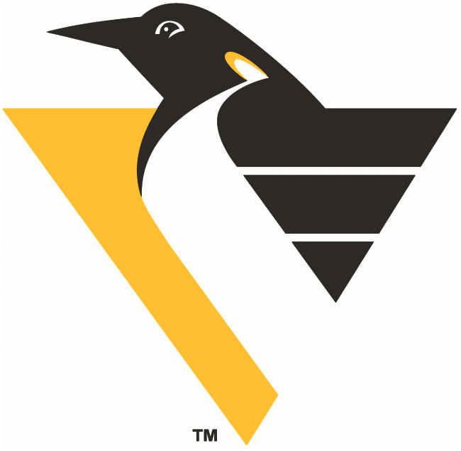 Penguin png logo. Pittsburgh penguins primary national