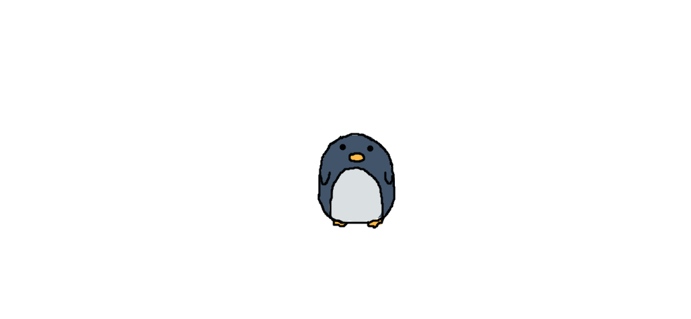 Penguin png motivational. Kawaii by motivationalpenguin on