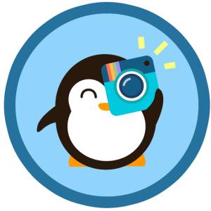 Penguin png motivational. Simple steps to