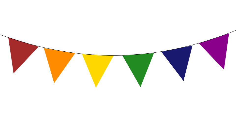 Pennant banner png. Free hd transparent images