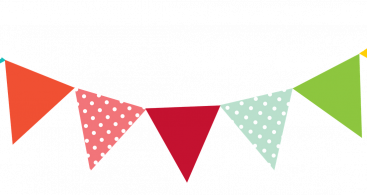 Flag vector free art. Pennant clipart birthday banner banner free library