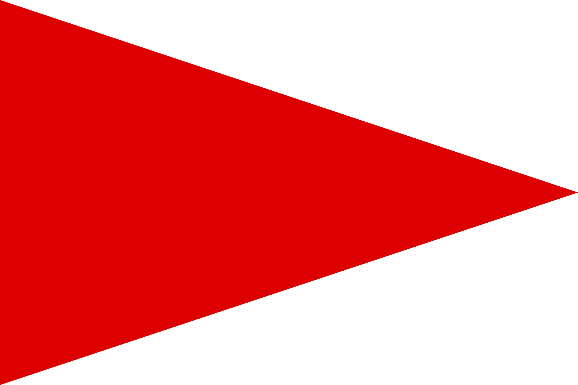 Pennant svg. File gale wikimedia commons