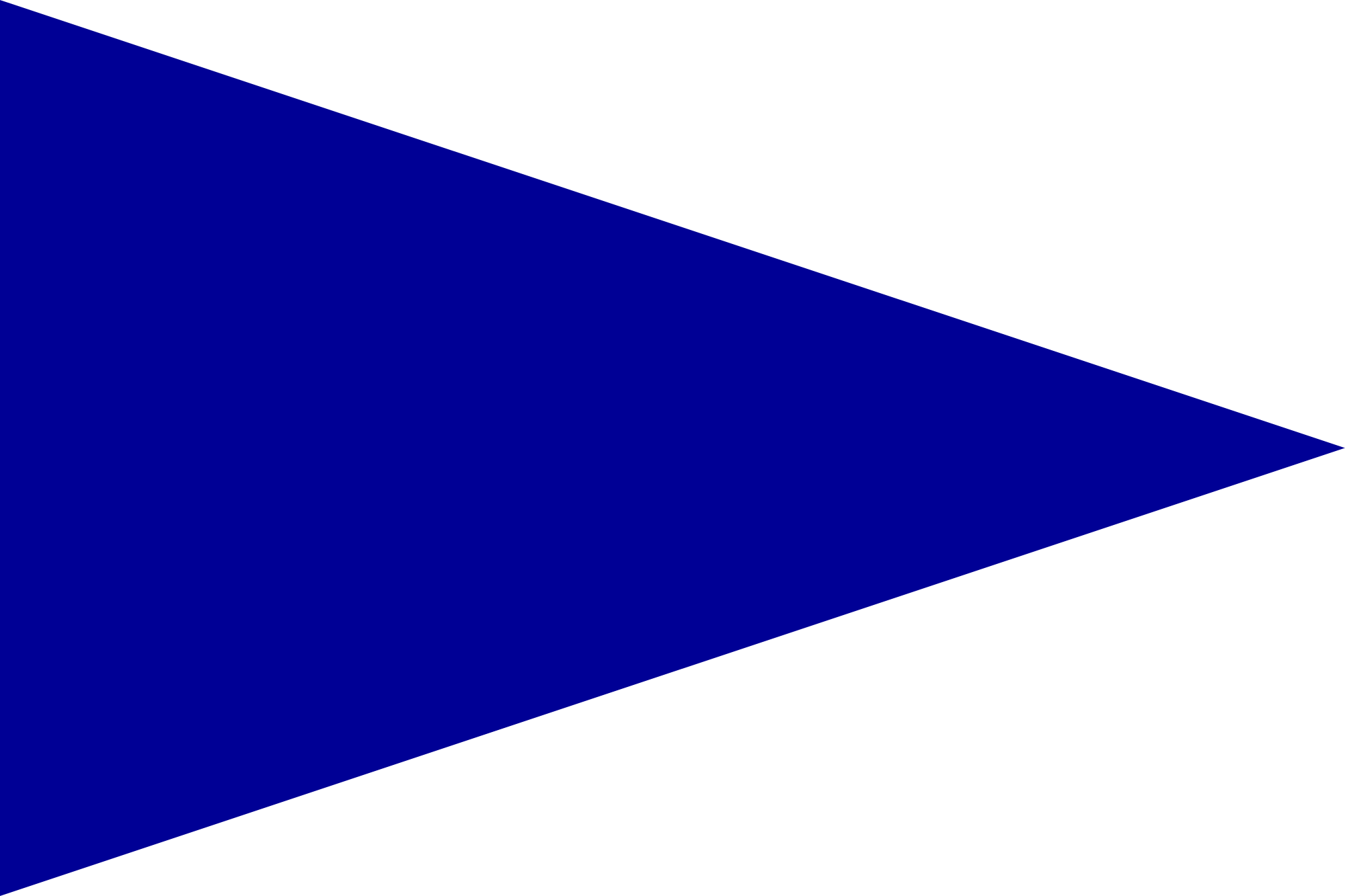 pennant svg triangle