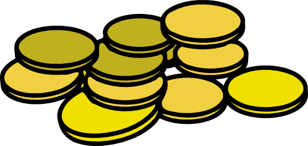 Free cliparts download clip. Pennies clipart png library stock