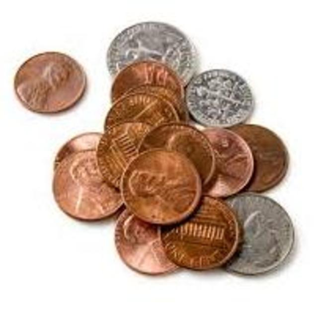 Pennies clipart spare change. Coral sorensen and michele