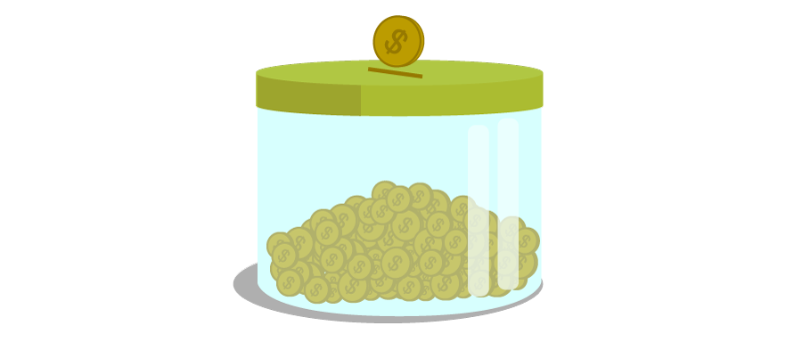 Penny clipart spare change. I am a student