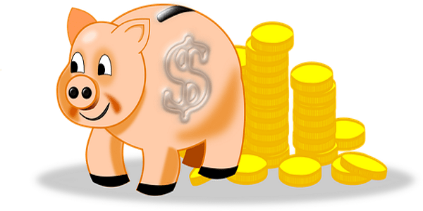 Penny clipart spare change. The power of my