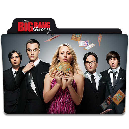 The tv series folder. Penny penny penny png big bang theory clip art black and white