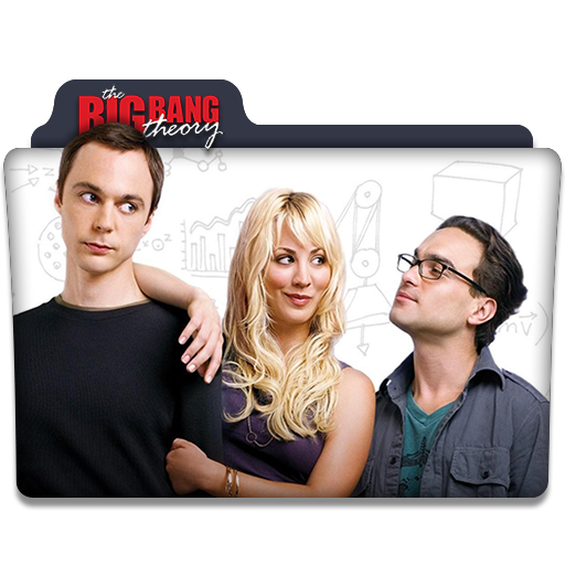 The tv series folder. Penny penny penny png big bang theory svg transparent