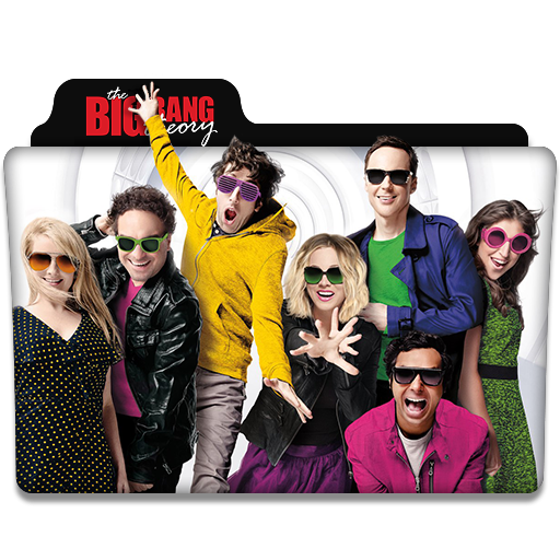 The tv series folder. Penny penny penny png big bang theory png royalty free download