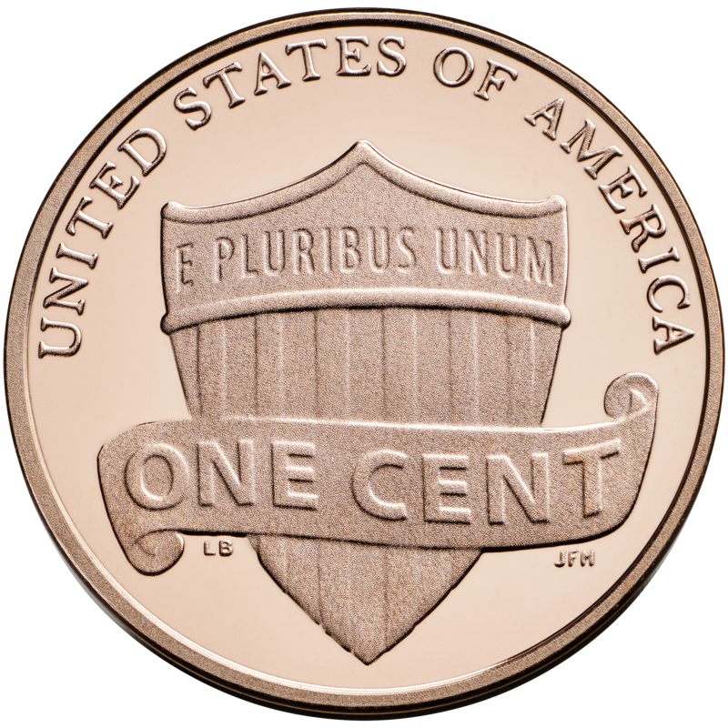 Penny .png. Obverse of the coin