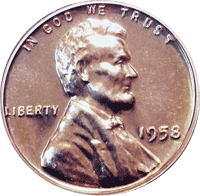 Penny transparent pre. Wheat value cointrackers