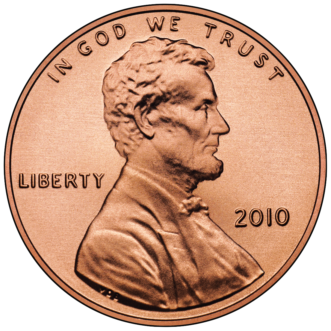 Penny transparent png. File cent obverse wikimedia