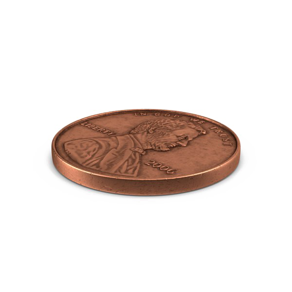 Penny transparent currency. Download free png background
