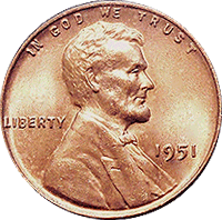 Penny transparent valuable. Wheat value cointrackers
