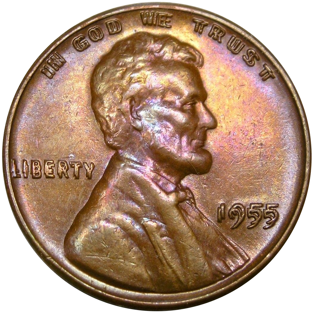 Penny transparent wheat. Lincoln cents bring them