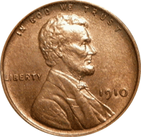 Penny transparent wheat. How much is a