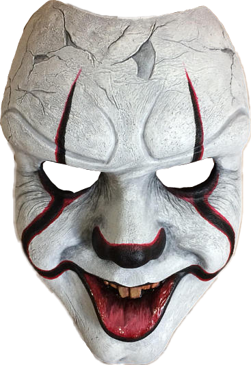 Pennywise 2017 png. Mask official psds share