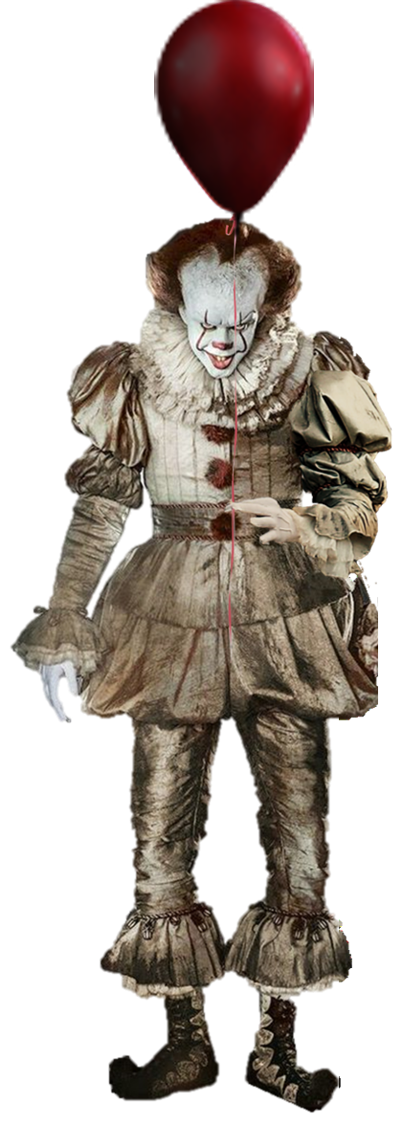 Pennywise 2017 png. Transperent related keywords suggestions