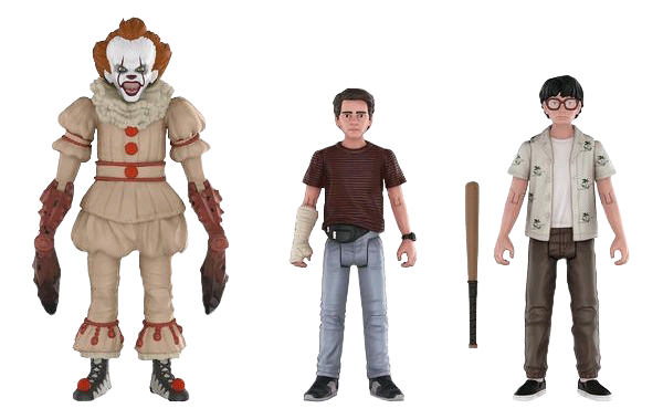 Pennywise 2017 png. It richie eddie action