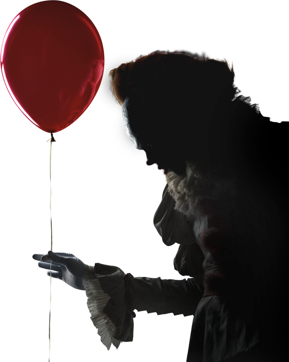 Pennywise 2017 png. It official movie site