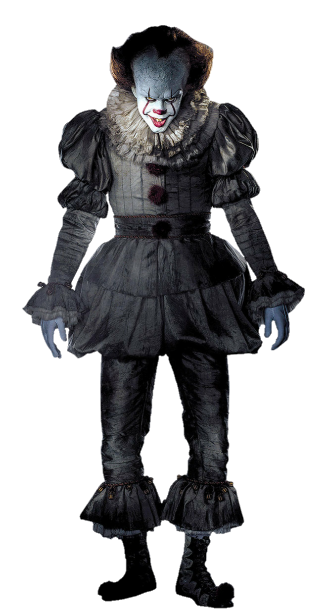 Pennywise 2017 png. It by metropolis hero